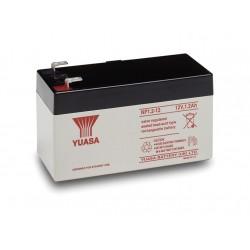Bateria 12 Volt - 1,2 Amp YUASA YB1.2A12
