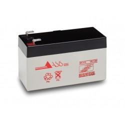 Bateria 12 Volt - 1.2 Amp ASIS DB1.2A12