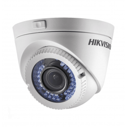 Cámara Domo Multi-Formato 1080p  Varifocal - HIKVISION H56D0T-VFIRF3F