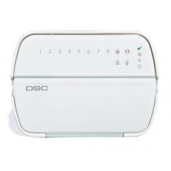 Teclado con LED & Receptor Inalámbrico integrado DSC RFK5508