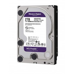 Disco duro 2 Tb  WD Purple
