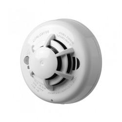 Detector de Humo & Temperatura  inalámbrico  DSC WS4936