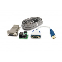 Cable conversor USB - SERIAL DSC PCLINK-USB
