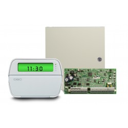 Central Alarma DSC PC1832 & teclado RFK5501