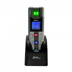Dispositivo de patrullaje de huella digital con pantalla LCD  ZK  PT100