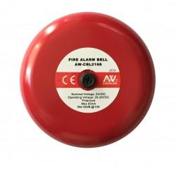 Campana de incendio Convencional 24V   ASENWARE AW-CBL2166-A-6