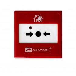 Avisador Manual Convencional ASENWARE AW-D135C