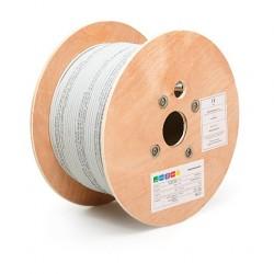 Cable UTP Cat6, cobre 100%, 305 metros ASIS AUTP6