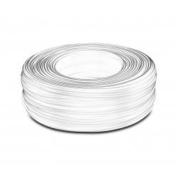Cable RG174N C/ alimentación 0.60, cobre,  200 metros ASIS RG174N