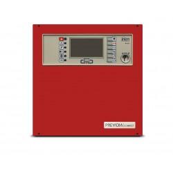 Panel Incendio Analógico - Direccionable INIM PREVIDIA C100SR