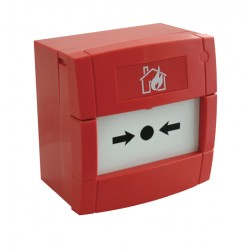 Avisador Manual inalámbrico con led - NUMENS 660-004
