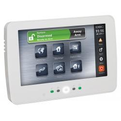 "Teclado Pantalla táctil 7"" LCD  128 Zonas DSC PowerSeries NEO HS2TCHP"