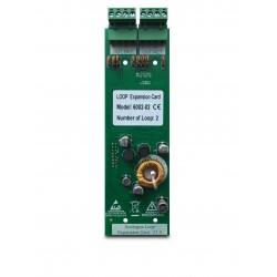 Módulo Expansor 2 lazos analógico direccionable - NUMENS N6002-02