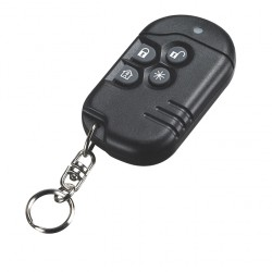 Control transmisor de 4 botones DSC Serie NEO PG4939