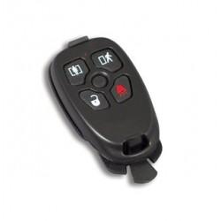 Control Transmisor Inalámbrico de 5 botones y 12 funciones programables  DSC WS4959