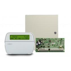 Central Alarma DSC PC1832 & teclado PK5500