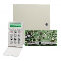 Central Alarma DSC PC1832 & teclado LCD5511