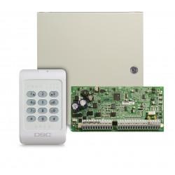 Central Alarma DSC PC1832 & teclado PC1404RKZ