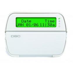 Teclado Alfanumérico LCD & Receptor Inalámbrico integrado DSC RFK5500