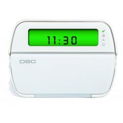 Teclado con Íconos LCD & Receptor Inalámbrico integrado DSC RFK5501