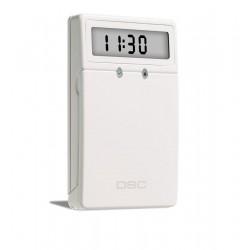Teclado con íconos LCD de 64 Zonas DSC PowerSeries LCD5511